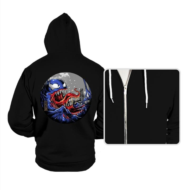 THE GREAT SYMBIOTES - Hoodies - Hoodies - RIPT Apparel