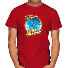 The Royal Amazonian Air Show Exclusive - Mens - T-Shirts - RIPT Apparel