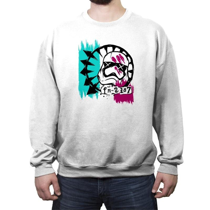 Bling-2187 - Crew Neck Sweatshirt - Crew Neck Sweatshirt - RIPT Apparel