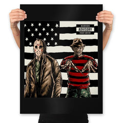 We're Nightmare - Prints - Posters - RIPT Apparel