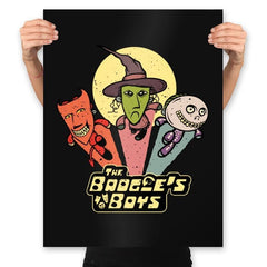 The Boogie's Boys - Prints - Posters - RIPT Apparel