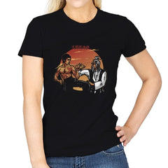 Conflict of Masters - Womens - T-Shirts - RIPT Apparel
