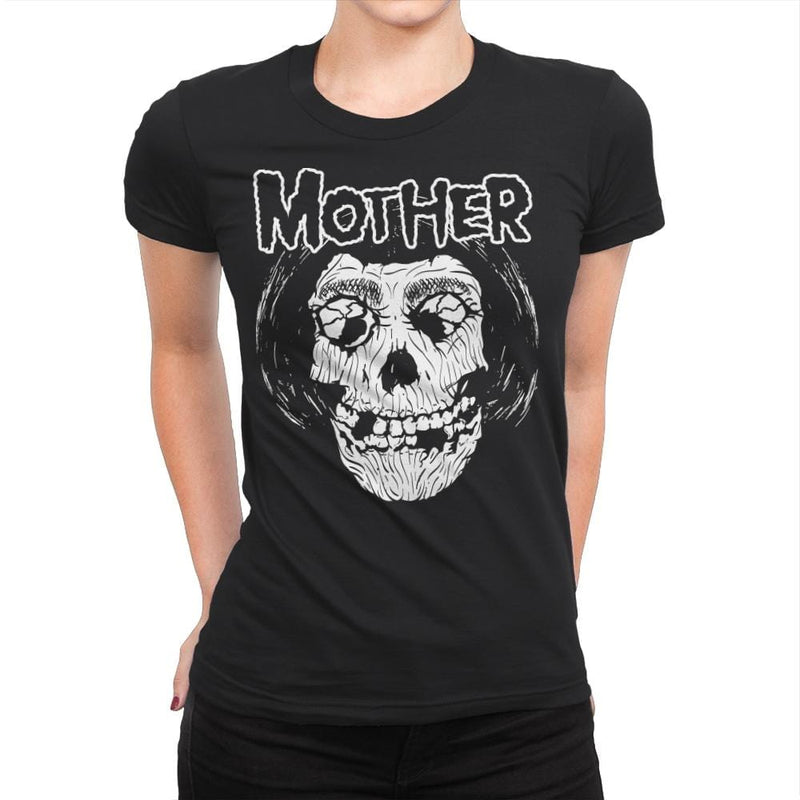 Motherfits - Womens Premium - T-Shirts - RIPT Apparel