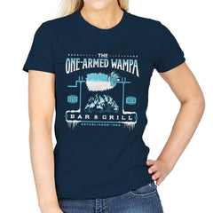 The One-Armed Wampa - Womens - T-Shirts - RIPT Apparel