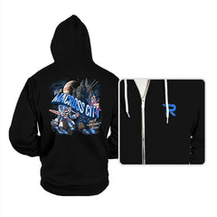 Visit Macross City - Hoodies - Hoodies - RIPT Apparel