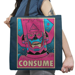CONSUME Exclusive - Tote Bag - Tote Bag - RIPT Apparel