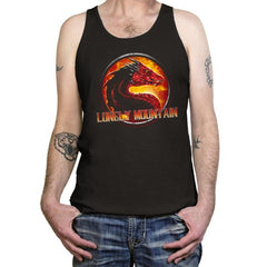 Lonely Mountain - Tanktop - Tanktop - RIPT Apparel