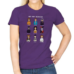 The Many Disguises of a Morgandorfer Exclusive - Womens - T-Shirts - RIPT Apparel