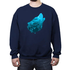 Bark at the Moon - Back to Nature - Crew Neck Sweatshirt - Crew Neck Sweatshirt - RIPT Apparel