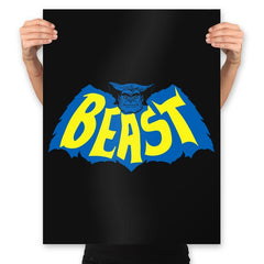 The Beast-Man - Prints - Posters - RIPT Apparel