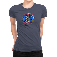 Can't Get Rid of a Bob-omb Exclusive - Womens Premium - T-Shirts - RIPT Apparel
