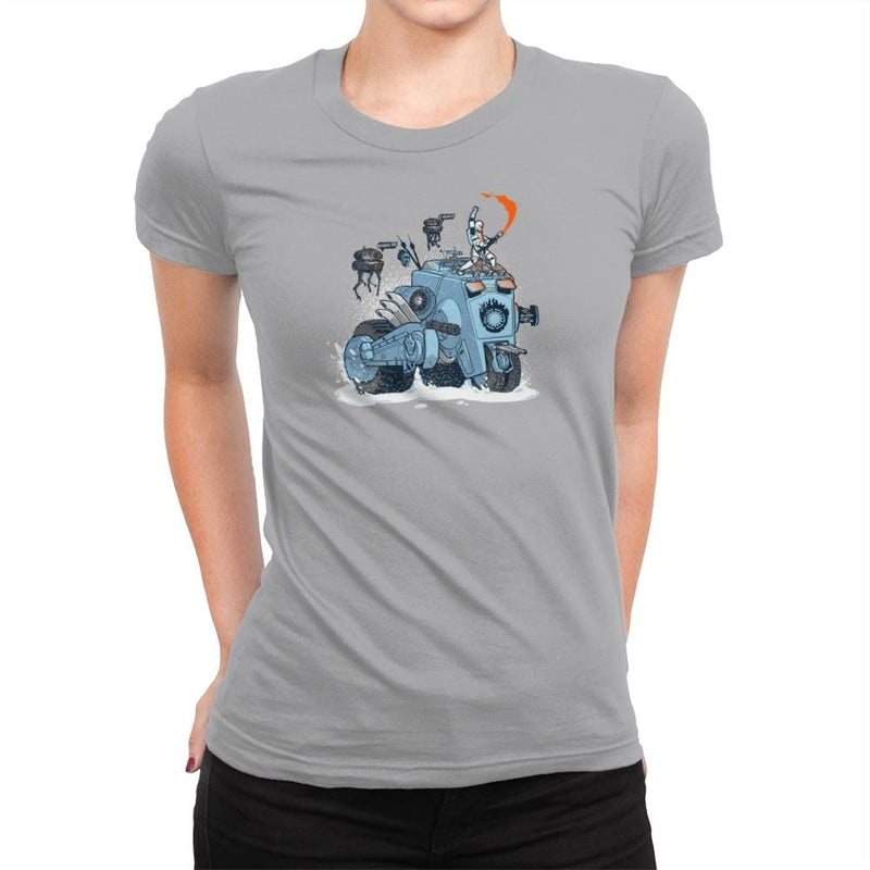 Force Road Exclusive - Womens Premium - T-Shirts - RIPT Apparel