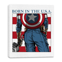 Americas Ass - Canvas Wraps - Canvas Wraps - RIPT Apparel