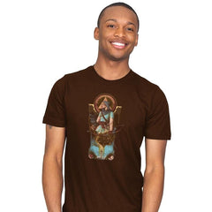 Hero of the Wild - Mens - T-Shirts - RIPT Apparel
