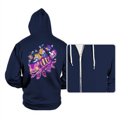 Cheshire Bus - Hoodies - Hoodies - RIPT Apparel