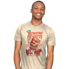 Monstah Cheeze - Mens - T-Shirts - RIPT Apparel
