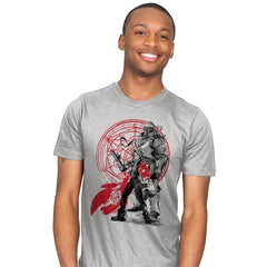 Alchemist Brothers - Mens - T-Shirts - RIPT Apparel