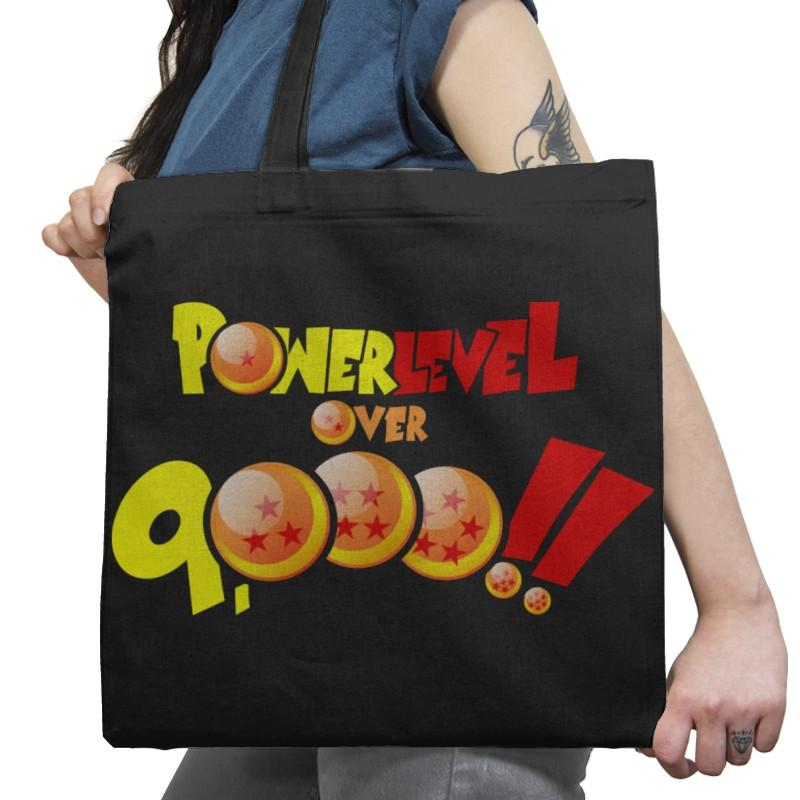 Over 9K Exclusive - Tote Bag - Tote Bag - RIPT Apparel