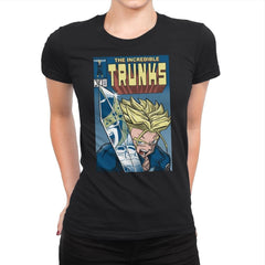 The Incredible Trunks - Womens Premium - T-Shirts - RIPT Apparel