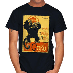 Tournee du Oozaru Noir - Mens - T-Shirts - RIPT Apparel