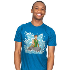 Seven's Mermaid - Mens - T-Shirts - RIPT Apparel