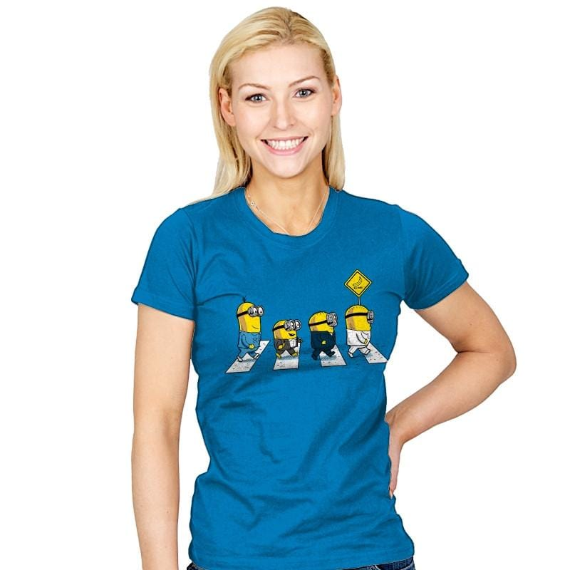 Banana Road - Womens - T-Shirts - RIPT Apparel