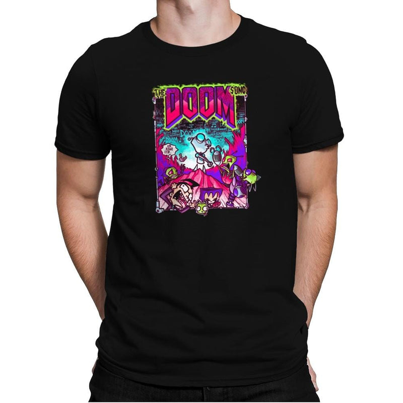 The Doom Song Exclusive - Mens Premium - T-Shirts - RIPT Apparel