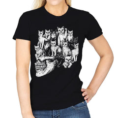 Lucky 13 - Womens - T-Shirts - RIPT Apparel