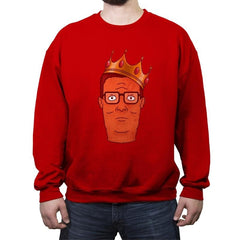 King Hill - Crew Neck Sweatshirt - Crew Neck Sweatshirt - RIPT Apparel