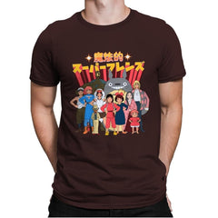 Magical Super Friends - Mens Premium - T-Shirts - RIPT Apparel