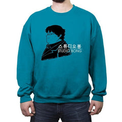 Studio Bong - Crew Neck Sweatshirt - Crew Neck Sweatshirt - RIPT Apparel