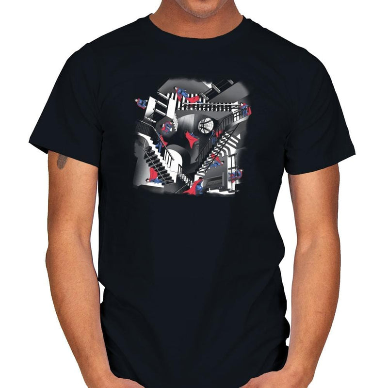 Strange Stairs Exclusive - Mens - T-Shirts - RIPT Apparel
