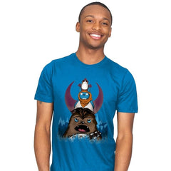 Chewtoro & Friends - Mens - T-Shirts - RIPT Apparel