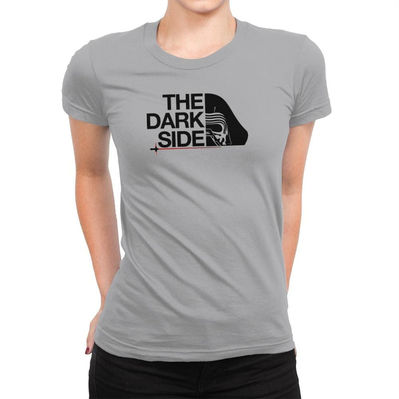North of the Darker Side Exclusive - Womens Premium - T-Shirts - RIPT Apparel
