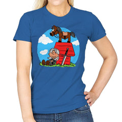 Geralty Brown - Womens - T-Shirts - RIPT Apparel