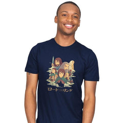 The Journey - Mens - T-Shirts - RIPT Apparel