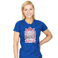 Spirited Soap - Womens - T-Shirts - RIPT Apparel