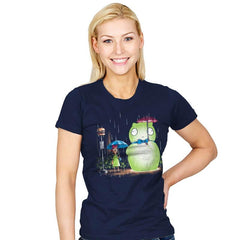 My Neighbor Kuchi Kopi - Womens - T-Shirts - RIPT Apparel