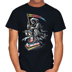 Death Enjoying Life - Mens - T-Shirts - RIPT Apparel