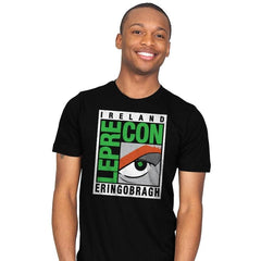 LepreCon Exclusive - St Paddys Day - Mens - T-Shirts - RIPT Apparel