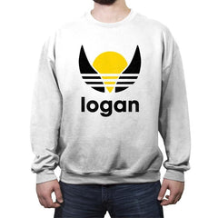 Logan Classic - Crew Neck Sweatshirt - Crew Neck Sweatshirt - RIPT Apparel