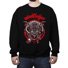 Motorflayer - Crew Neck Sweatshirt - Crew Neck Sweatshirt - RIPT Apparel