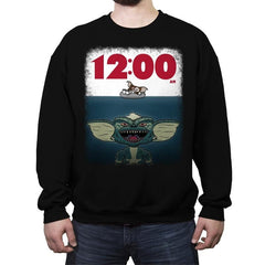 12AM - Raffitees - Crew Neck Sweatshirt - Crew Neck Sweatshirt - RIPT Apparel