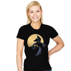 The Night Over - Womens - T-Shirts - RIPT Apparel