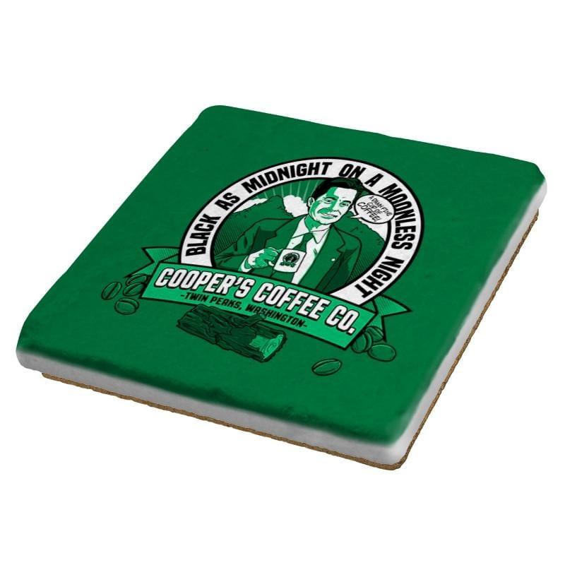Cooper's Coffee Co. Exclusive - Coasters - Coasters - RIPT Apparel