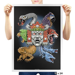 Legends Exclusive - 90s kid - Prints - Posters - RIPT Apparel