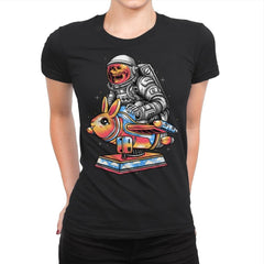 The Universe Is Calling - Womens Premium - T-Shirts - RIPT Apparel