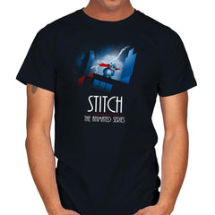 Stitch - The Animated Series Exclusive - Mens - T-Shirts - RIPT Apparel