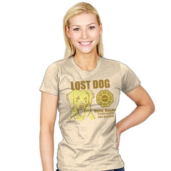 Lost Dog Exclusive - Womens - T-Shirts - RIPT Apparel