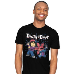 Dusty and Dart - Mens - T-Shirts - RIPT Apparel